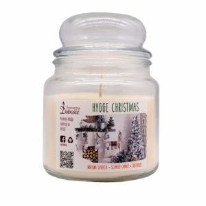 Mirisna staklenka L - Hygge Christmas
