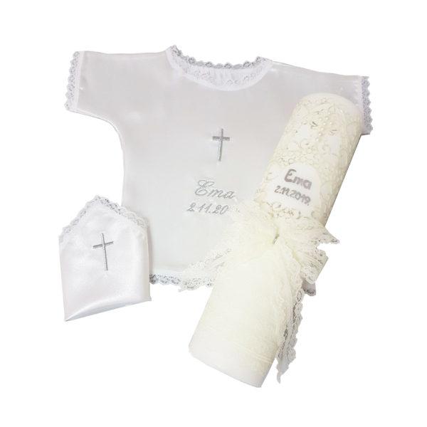 Set za krštenje.