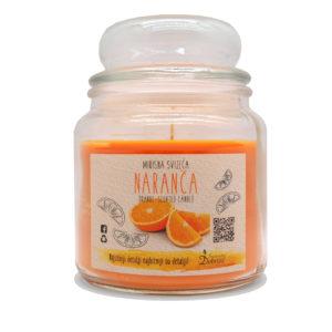 Mirisna staklenka L - Naranča