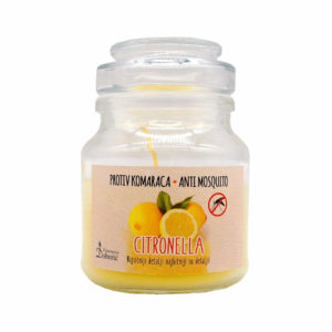 Staklenka S - >Citronella